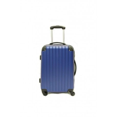 Adc - Valise Trolley cabine 55cm 4 roues Abs