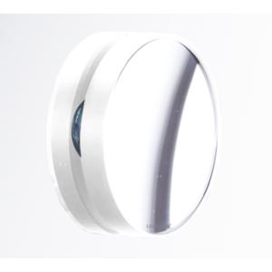 Lanaform miroir grossissant x10 dot de ventouses pas cher achat vente miroir de salle de for Miroir grossissant x10