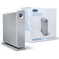 LaCie - Disque dur externe de bureau 4000 Go - d2 Quadra USB 3.0 FireWire - eSATA - 4To 9000258EK