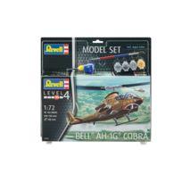 Revell - Model Set Bell Ah-1G Cobra - 64956