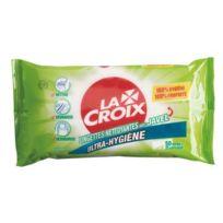 La Croix - Lingettes Javel désinfectantes - Paquet de 50