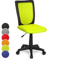 Infantastic - Chaise pivotante pour enfant en noir / gris / bleu / vert / rouge / or