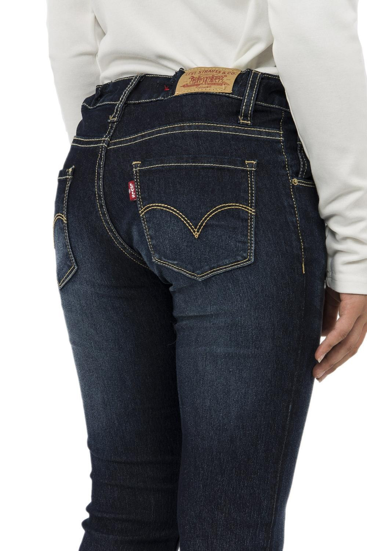 Jeans levis n92251j 711 bleu