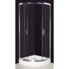 Rocambolesk - Superbe Cabine de douche ronde 80 cm Neuf