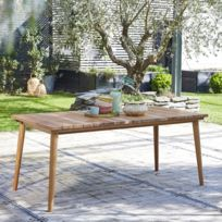 Table de jardin en bois imputrescible - catalogue 2019 ...