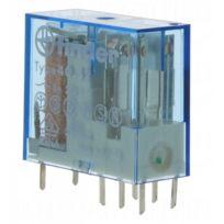 Finder - Relais miniature pour circuit imprimé 12 volts dc 2 contacts 8 ampères
