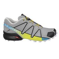 Salomon - Speedcross 4 Grise Chaussures trail