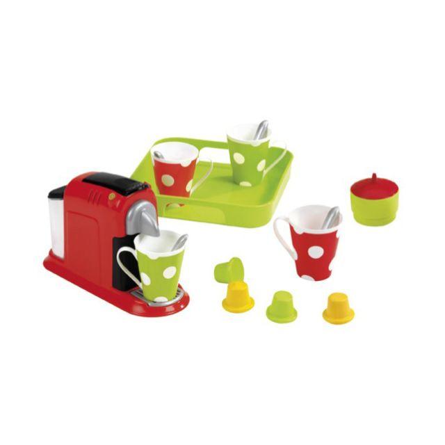 betoys set machine caf espresso 16 pi ces pas cher achat vente cuisine et m nage. Black Bedroom Furniture Sets. Home Design Ideas