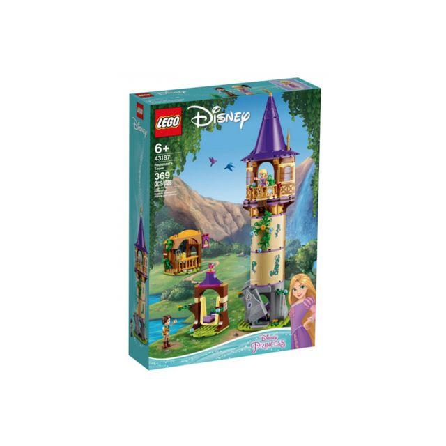 Lego 43187 La tour de Raiponce Disney Princess