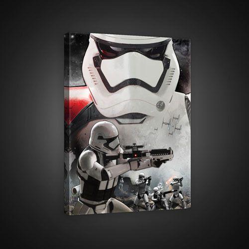 bebe gavroche tableau disney star wars episode vii le retour de la force 100 x 75 cm 0cm x. Black Bedroom Furniture Sets. Home Design Ideas