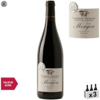 Domaine De La Chaponne - Laurent Guillet - Morgon Côte du Py Rouge 2016 x3