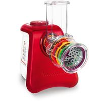 MOULINEX - Hachoir - 260 W - Blanc/Rouge