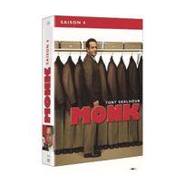 Universal Studio Canal Video Gie - Monk - Saison 4