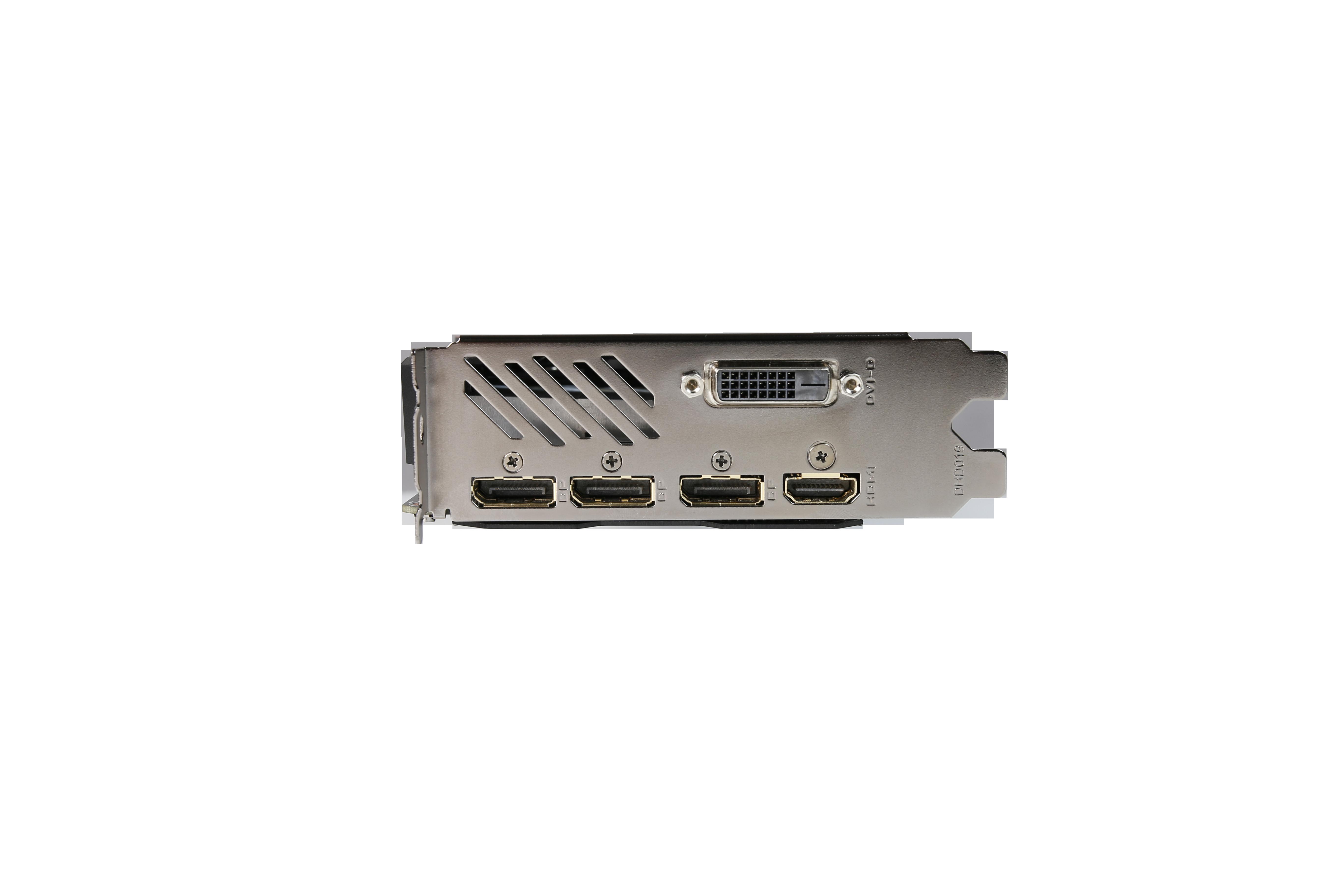 GeForce GTX 1060 G1 Gaming 6 Go