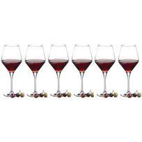 Reception - Lot de 6 Verres a vin Dégustation Reverie 50 cl