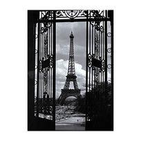 Nathan Jeux - Puzzle 1000 pièces Tour Eiffel