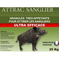 Recettes de Daniel - Attrac sanglier - Granules appetentes pour sanglier - 25Kg