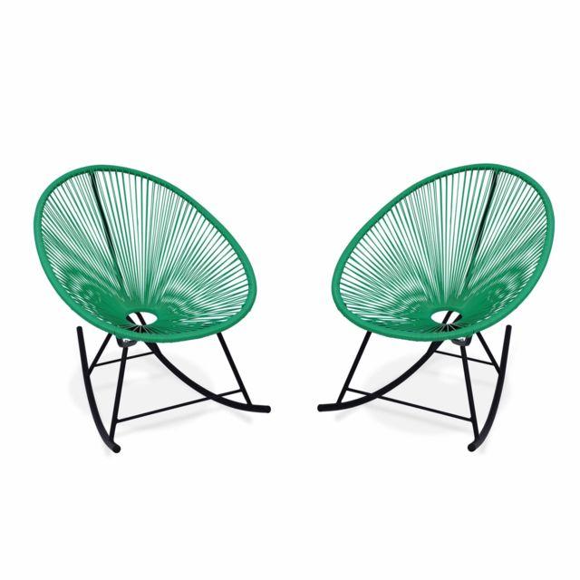 fauteuils bascule rocking. Black Bedroom Furniture Sets. Home Design Ideas