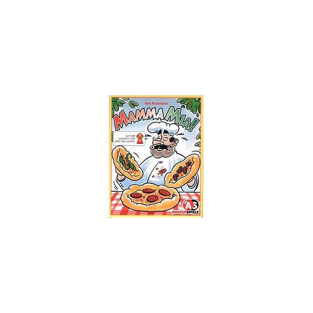 Abacusspiele Jeux de société - Mamma Mia