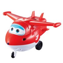 Auldey Toys - Véhicule Fly with Me Super Wings : Scan Talk Jett