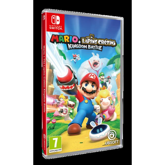 UBISOFT - Mario + The Lapins Crétins Kingdom Battle - Switch