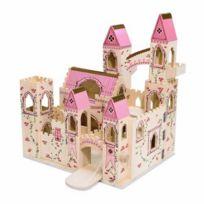 Melissa et Doug - Loisir Créatif Folding Princess Castle