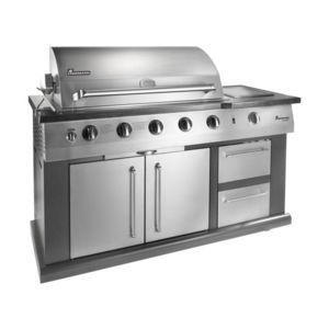 landmann barbecue gaz avalon elite pas cher achat. Black Bedroom Furniture Sets. Home Design Ideas