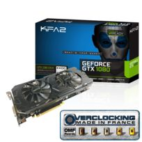 KFA2 - Carte graphique GeForce GTX 1080 EXOC 8GB GDDR5X 256-bit