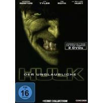 Concorde Home Entertainment Gmbh - Der Unglaubliche Hulk-special Edition DVD, IMPORT Allemand, IMPORT Coffret De 2 Dvd - Edition simple