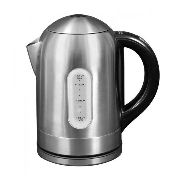 Silver Style Bouilloire avec thermostat
