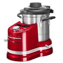 KITCHENAID - robot cuiseur multifonction 4.5l 1500w rouge empire - 5kcf0104eer