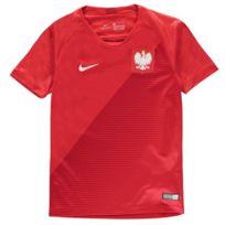 Nike - Maillot Enfant Pologne Away Coupe du Monde de Football 2018