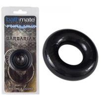 Bathmate - Anneau noir Barbarian large