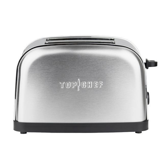 Top Chef Topc534 Grille Pain Toaster Electrique 850W 2 Fentes