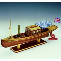 CONSTRUCTO - Maquette bateau en bois : Louise