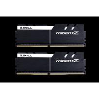 DDR4 Trident Z PC4-30900 3866 Mhz 2 x 8GB Intel Z270 platform noir/blanc