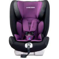 Caretero - Siège auto groupe 1/2/3 bébé enfant 9-36 kg Volante Isofix   Violet