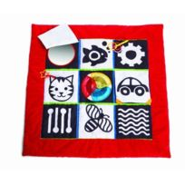 Manhattan Toy - 210470 - Wimmer-fergusson - Tapis D'ACTIVITÉ Crawl And Discover