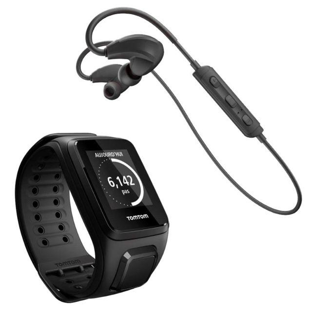 TomTom - Spark Cardio + Music Bracelet Large