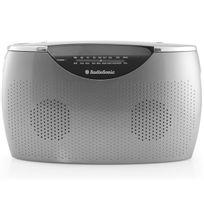 AUDIOSONIC - radio portable gris - rd-1545