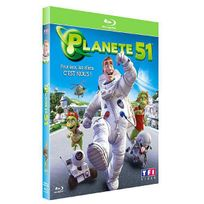 TF1 - Planète 51 - Combo Blu-Ray + Dvd