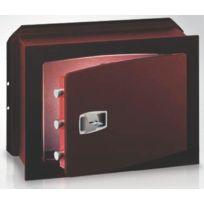 TECHNOMAX - Coffre-fort encastrable à clé KM/2