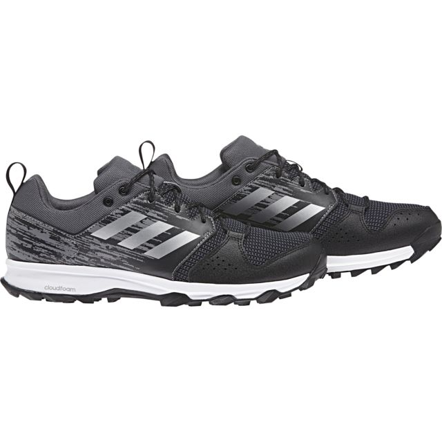 Adidas Chaussures Galaxy trail noirargent matgris