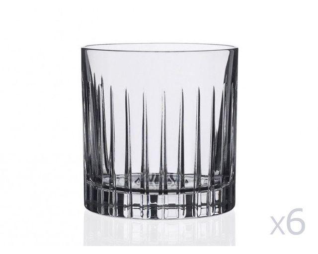 Novastyl Gobelet en verre Luxion 36cl - Lot de 6 pièces Pise