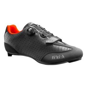 Fizik - Chaussures R3B noir rouge