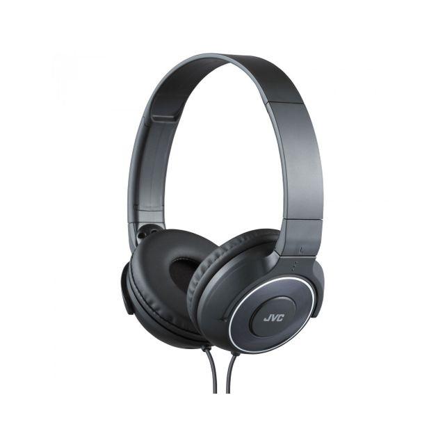 JVC Casque audio - HA-S220 - Noir pas cher