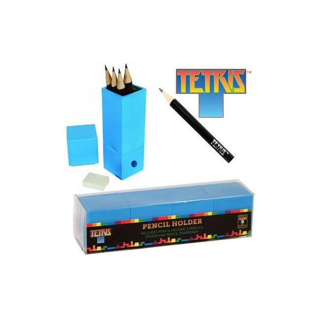 Kas Design Porte-Crayons Tetris, Objet Geek