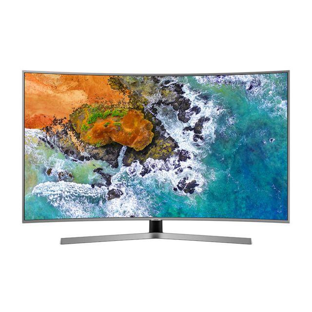 dd769647dbb Samsung TV LED 4K UHD incurvé - 55