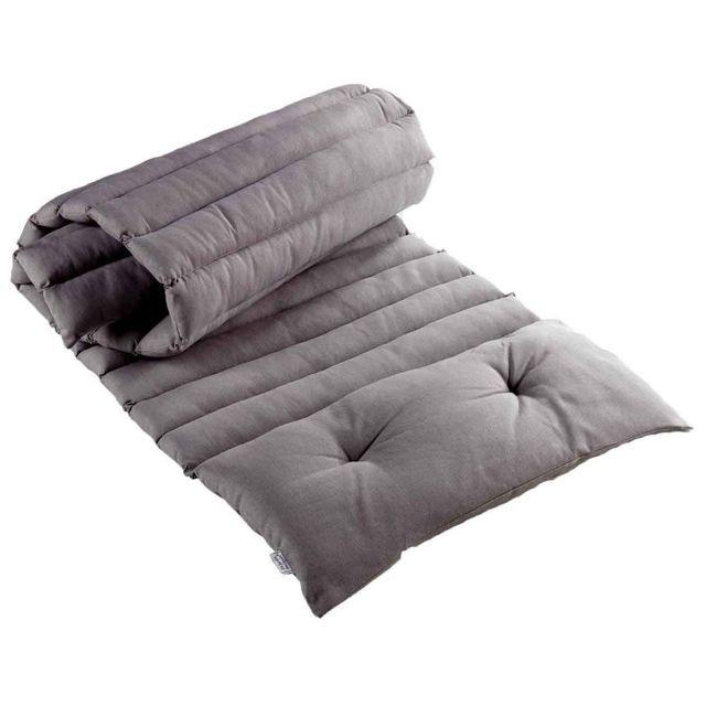 paris prix matelas bain de soleil pacifique 60x180cm taupe pas cher achat vente. Black Bedroom Furniture Sets. Home Design Ideas