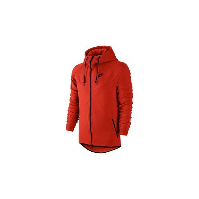 6244871ad8ec9 Nike - Sweat Tech Fleece Windrunner - 545277-697 - pas cher Achat ...